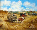 20\'s Harvest Painting (Sold)  $690.00