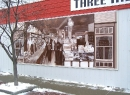 Mural on The Hills General Store