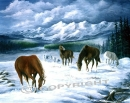 Early Snow-(SOLD) Giclee Prints Available