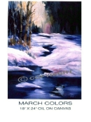 March  Colors SOLD Giclee Prints Available